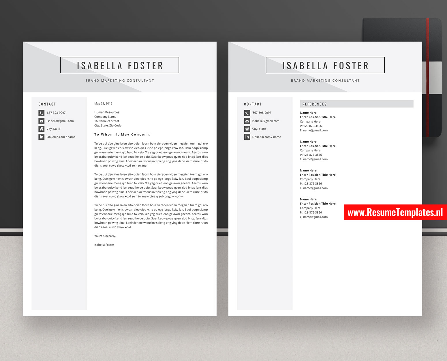 Teaching Resume Template Microsoft Word from www.resumetemplates.nl
