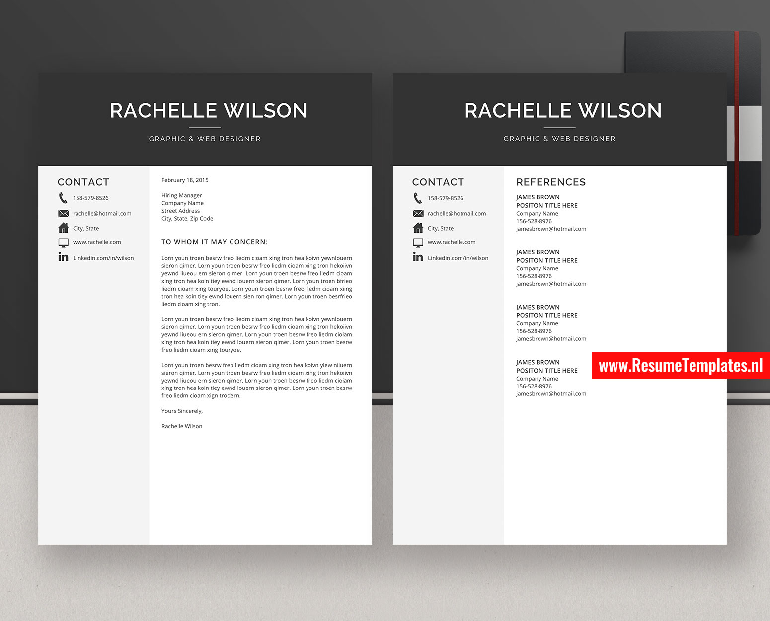 Professional Resume Templates Cv Templates Cover Letter Ms